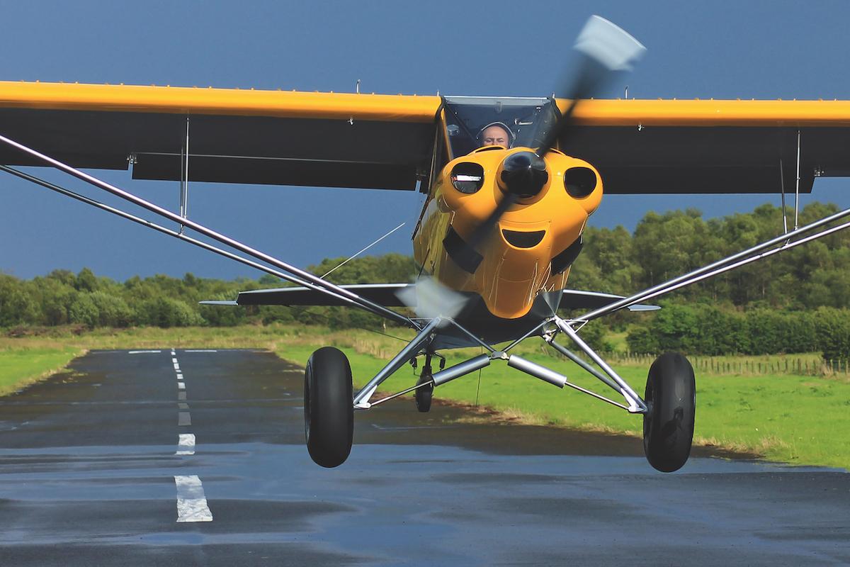 Pilot Report: Carbon Cub SS von CubCrafters