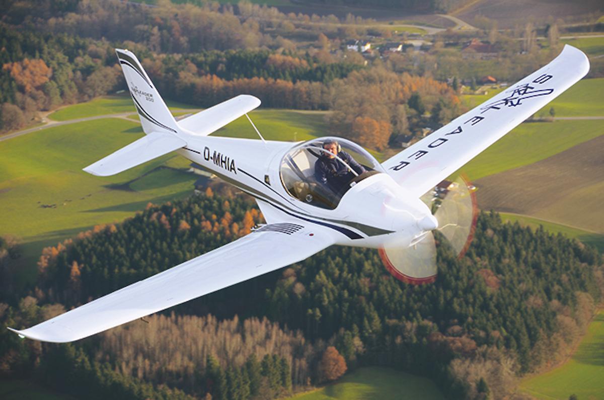 UL-Pilot Report: Skyleader 200