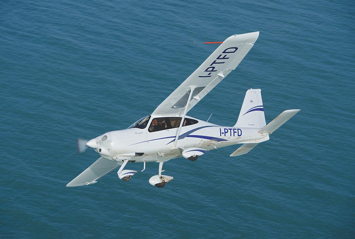 Pilot Report: Tecnam P2010 P Twenty-Ten