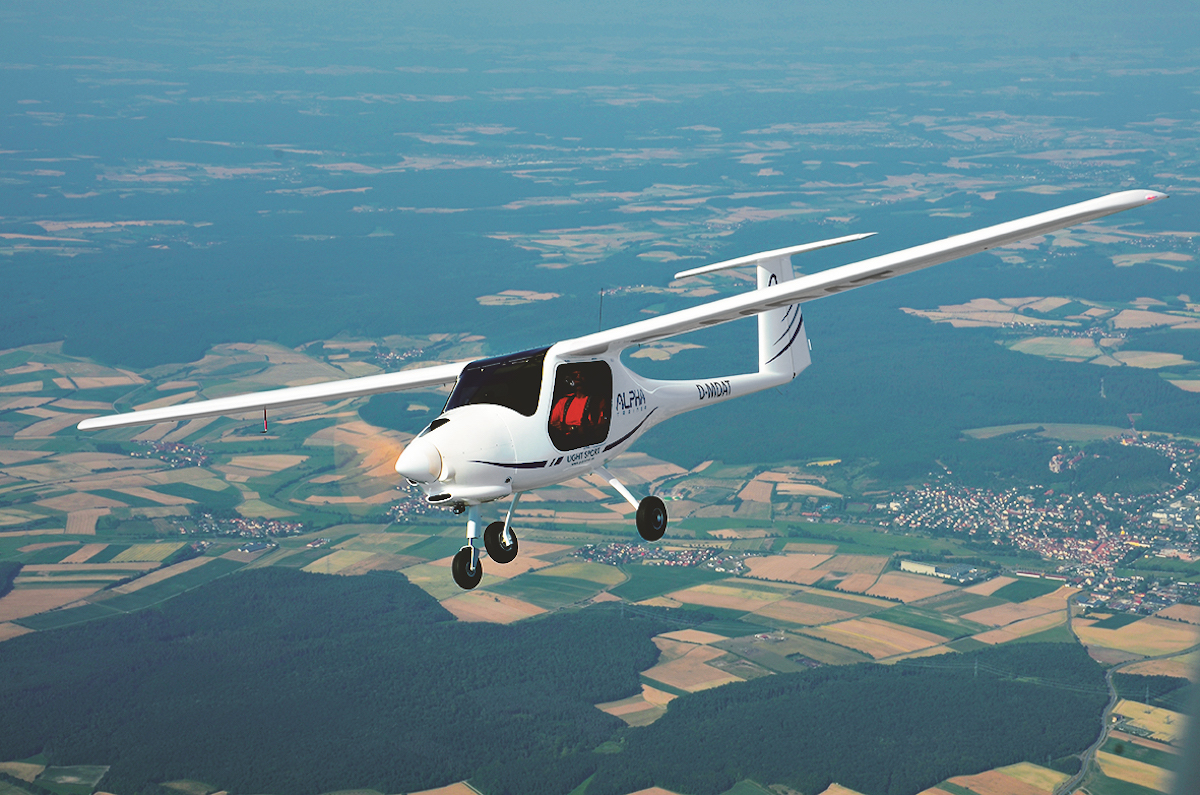 UL-Pilot-Report: Alpha Trainer von Pipistrel