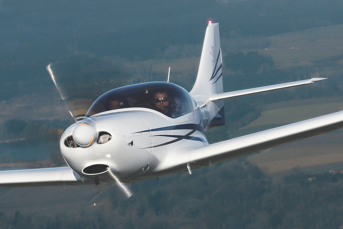 UL-Pilot-Report: VL-3 Evolution von JMB Aircraft