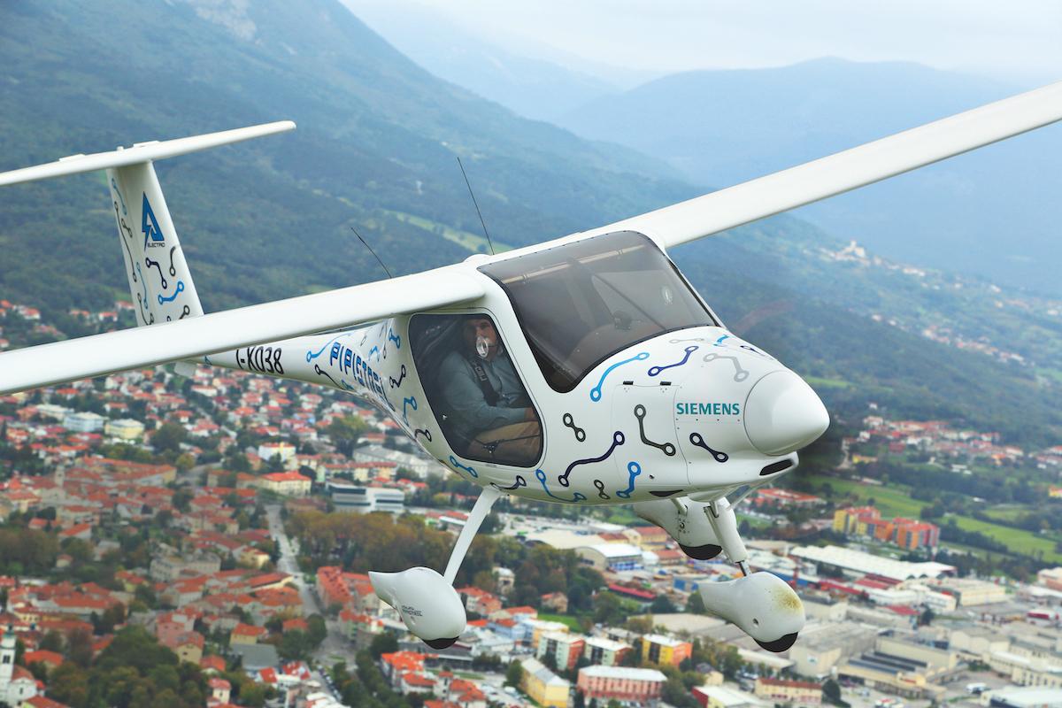 Pilot Report: Pipistrel WATTsUP
