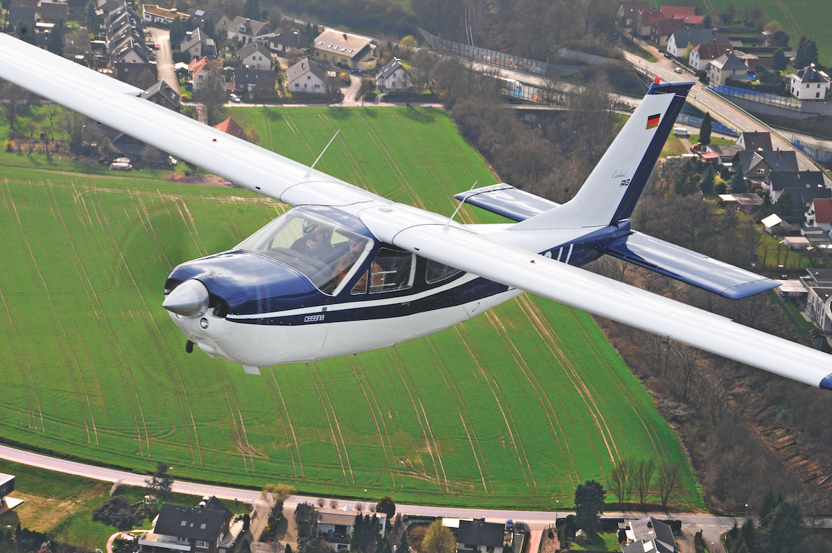 Klassiker-Porträt: Cessna 177 Cardinal