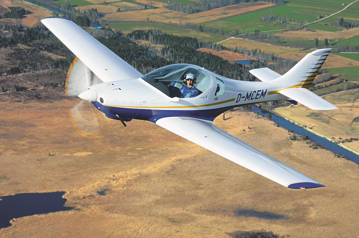 UL-Pilot-Report: Aerospool Dynamic WT 9