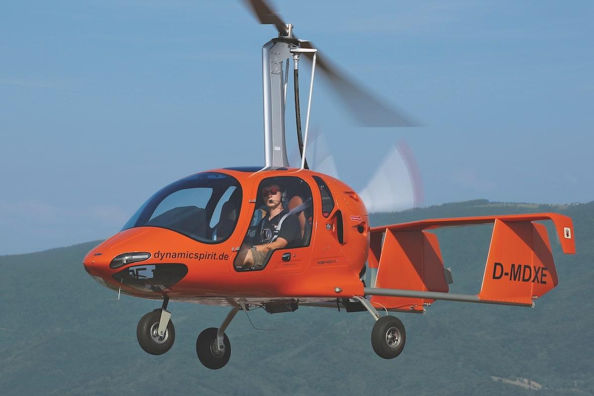 UL-Pilot-Report: Celier Aviation Xenon 4