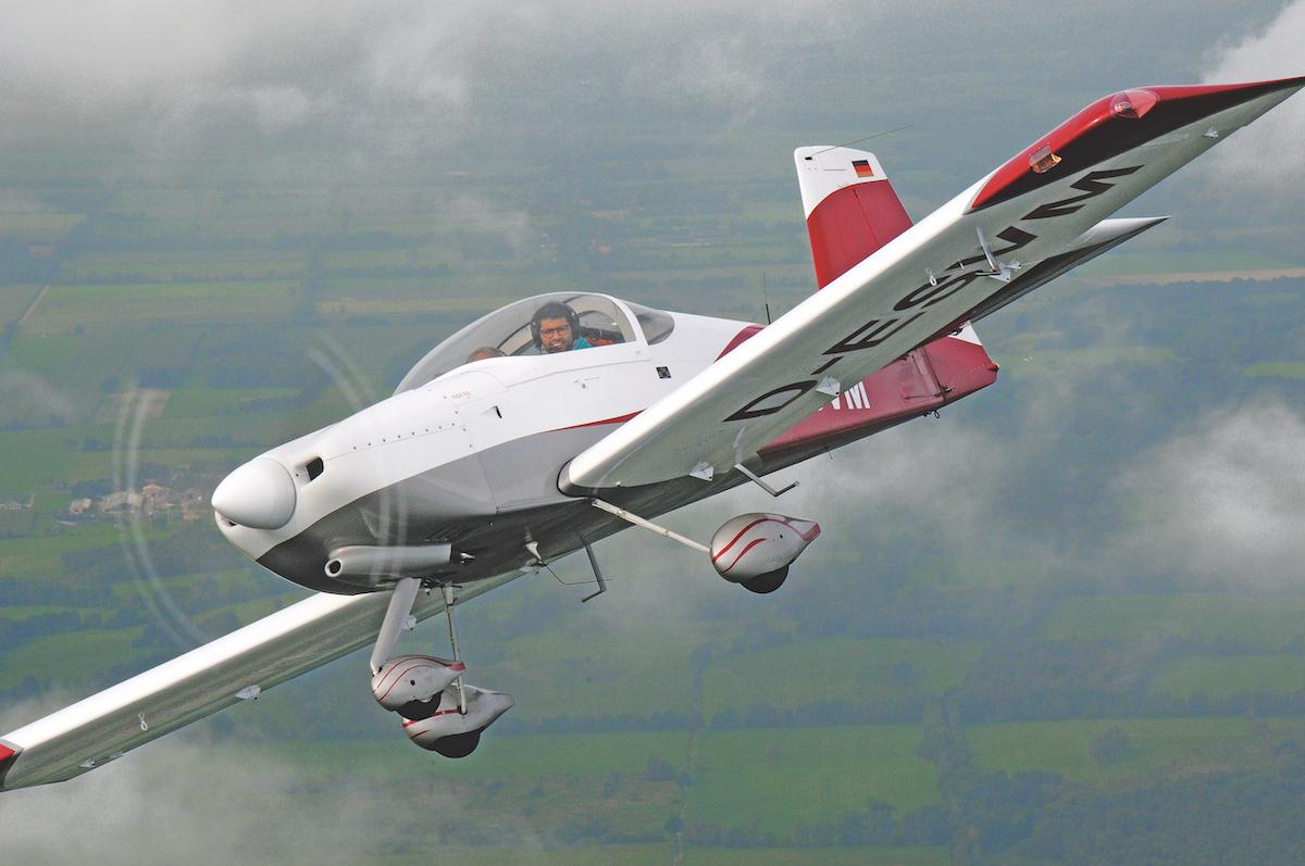 Pilot Report: Kitplane Van's RV-9A
