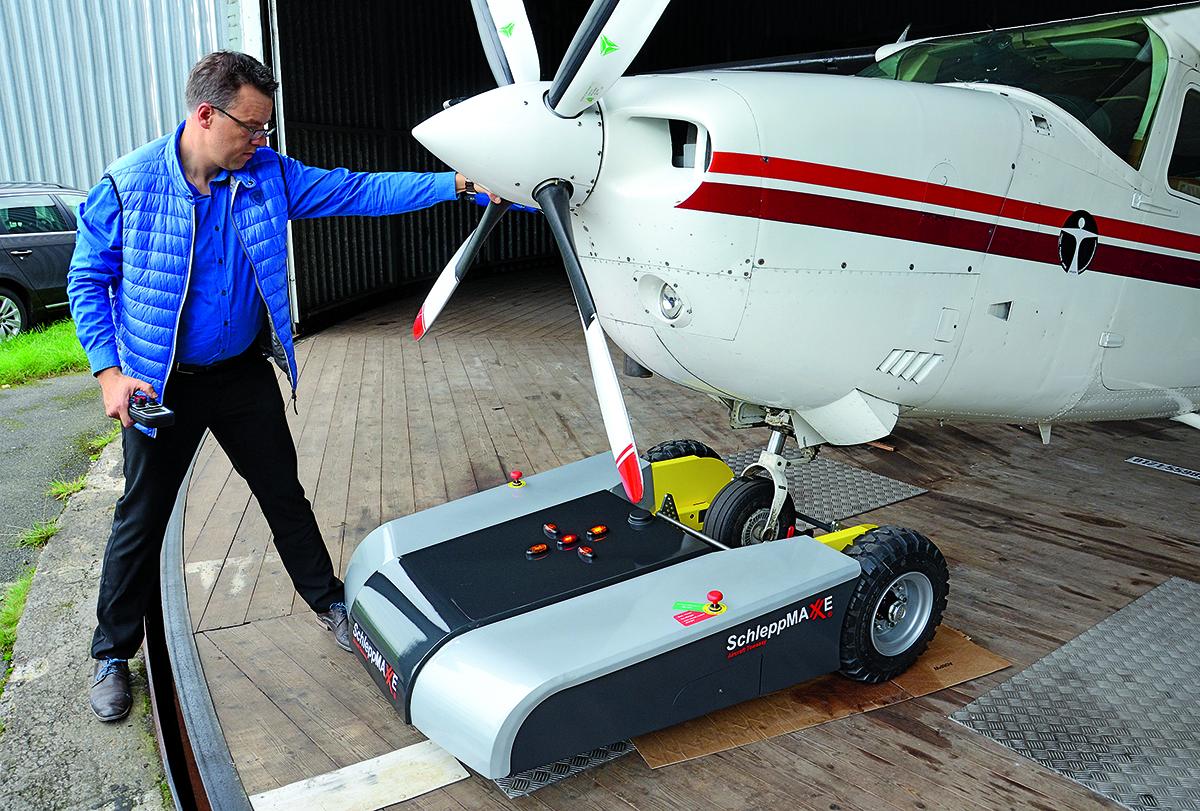 Flugzeug-Schlepper von Towflexx