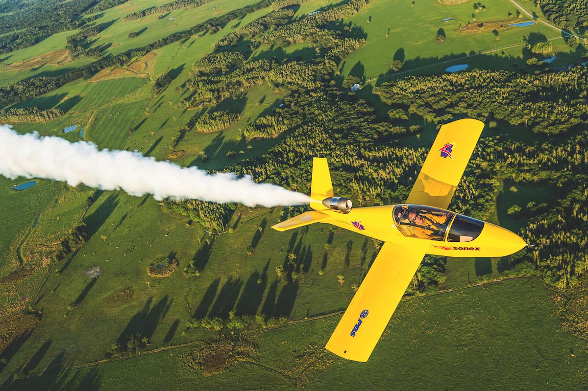 Pilot Report: SubSonex JSX-2 von Sonex Aircraft
