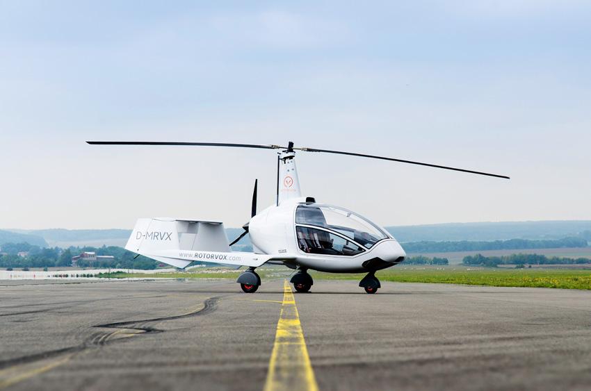 UL-Pilot-Report: Rotorvox C2A