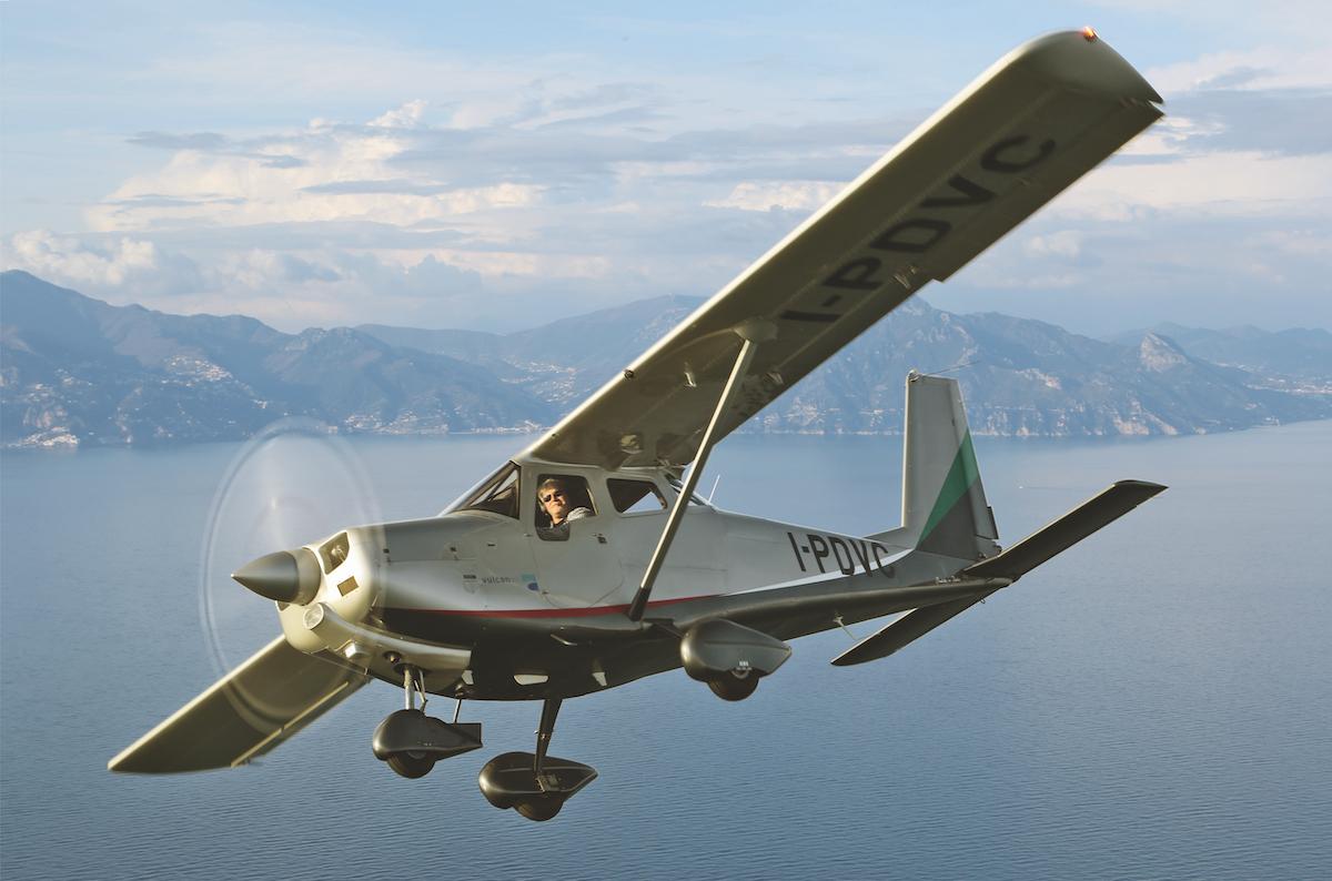Pilot Report: Vulcanair V 1.0