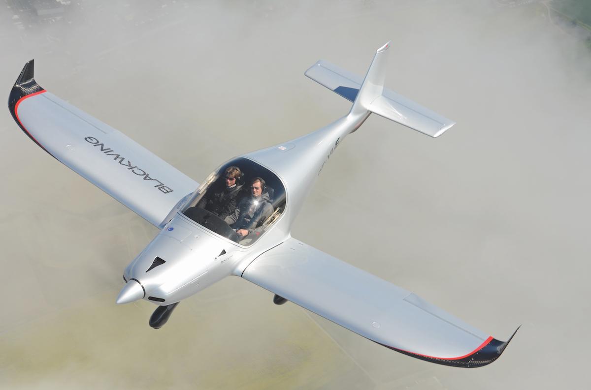 UL-Pilot-Report: BlackWing Sweden Ultra FG