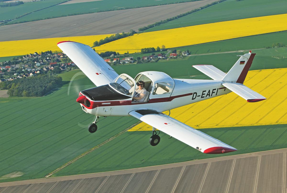 Pilot Report: Fuji Heavy Industries FA-200 160 Aero Subaru