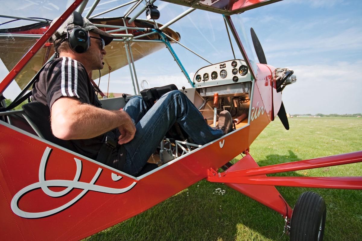 Ultraleicht Flugzeugselbstbau, Teil 1