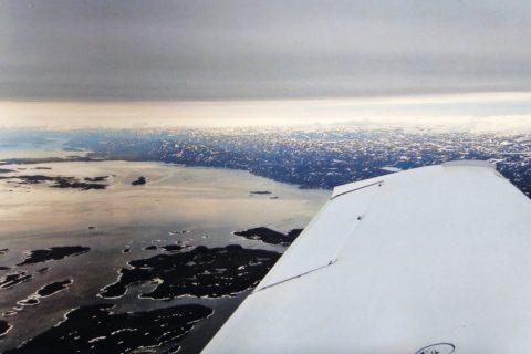 UL-Tour nach Grönland: Mit der Flight Design CT nach CP