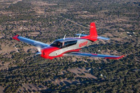 Piloten und Enthusiasten übernehmen Mooney