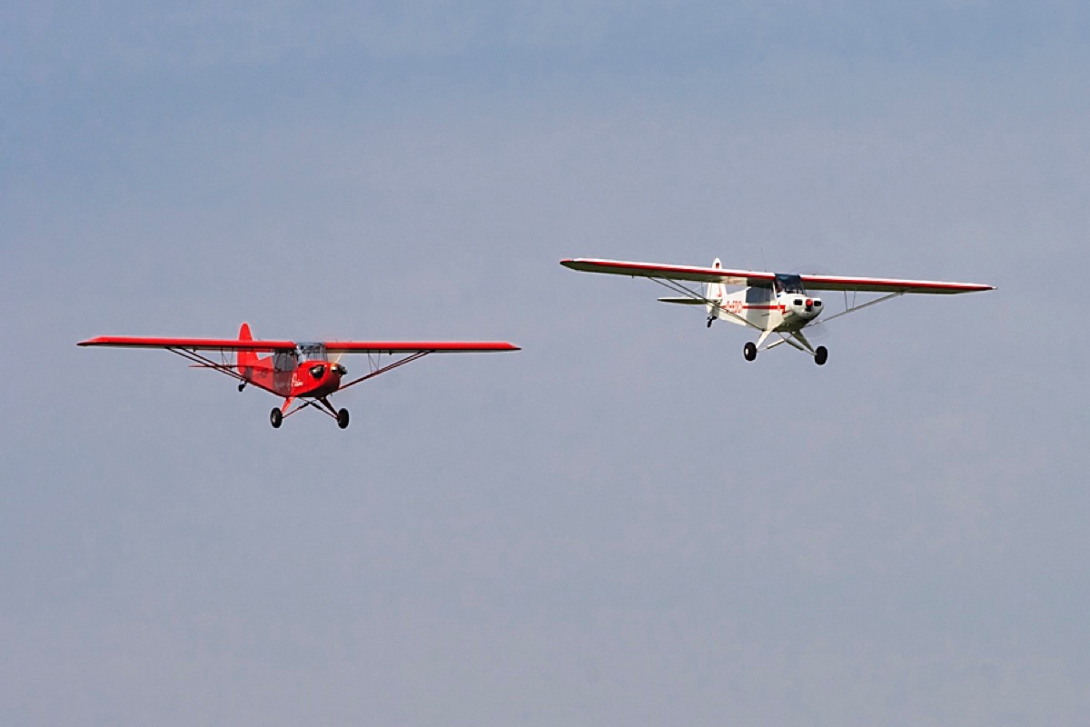 Ultraleicht Flugzeugselbstbau, Teil 2