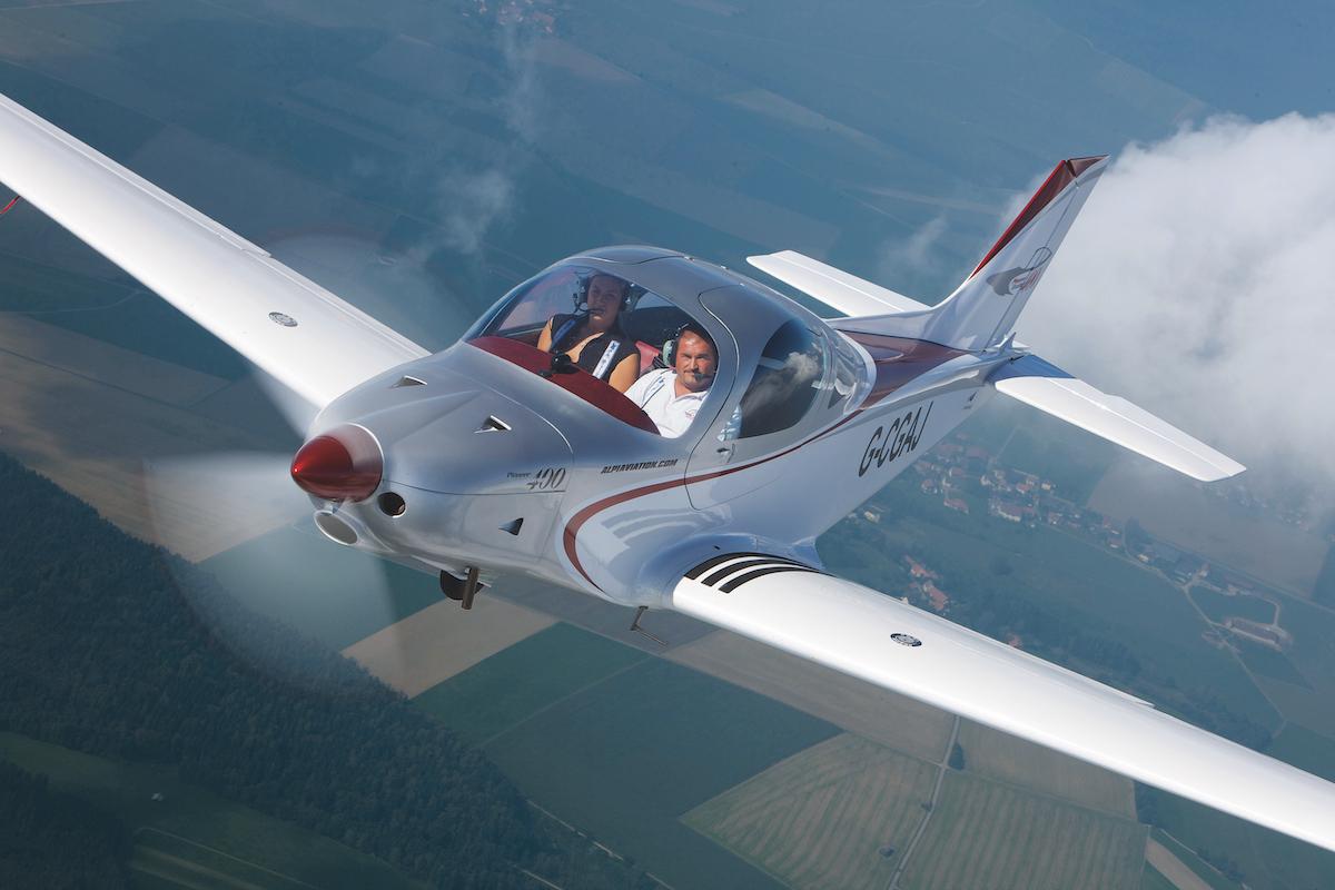 Pilot Report: Pioneer 400