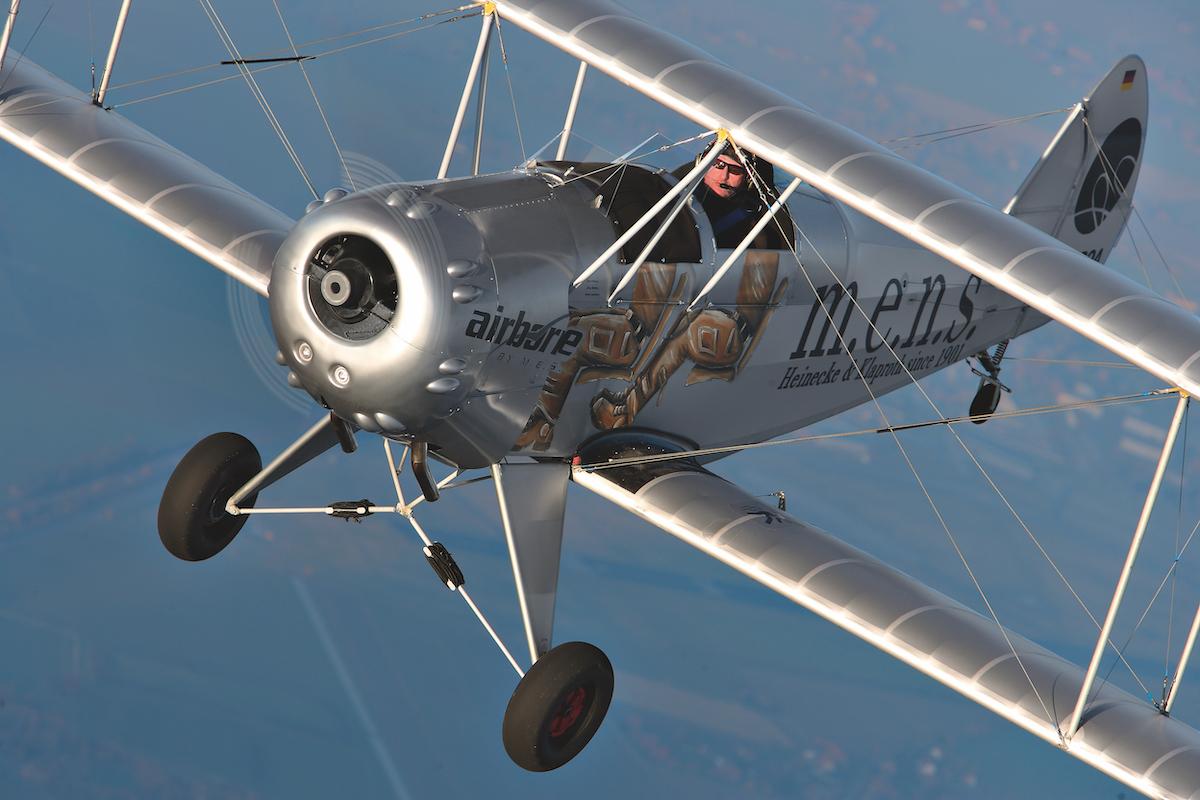 Ultraleicht Pilot Report: Kiebitz mit UL Power 260i