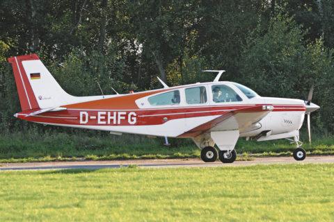 Beechcraft Bonanza
