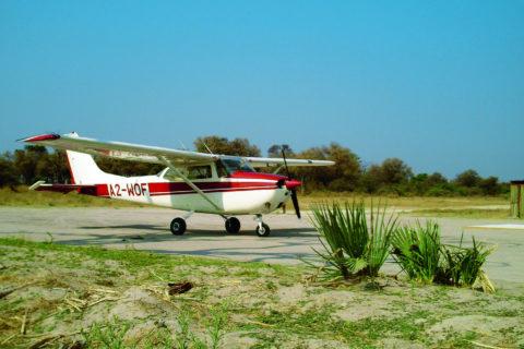 Afrika-Reise: Mit vier ULs durch Südafrika, Namibia, Botswana und Simbabwe