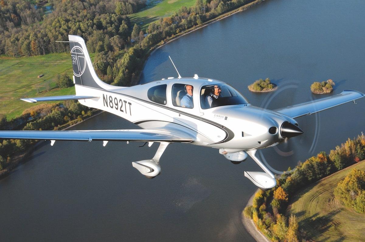 Pilot Report: Cirrus SR22T G5