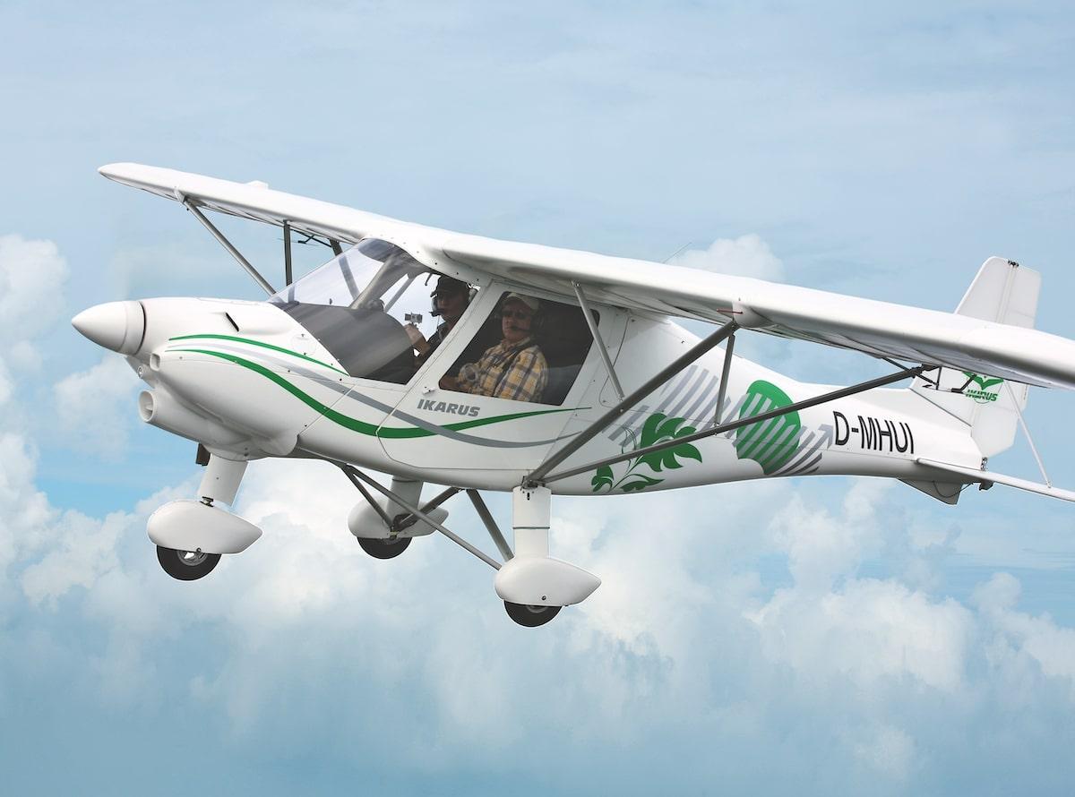UL-Pilot-Report: Comco Ikarus C42 C