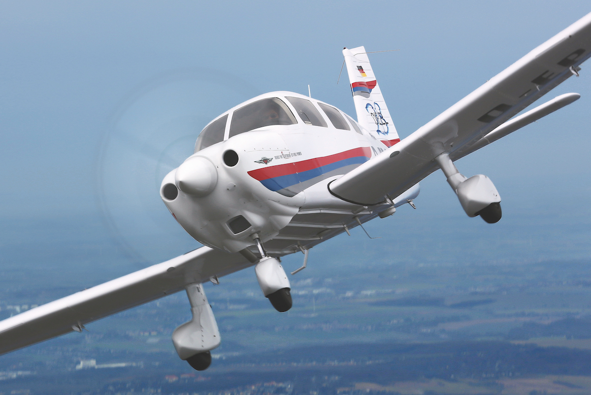 Pilot Report: Piper PA-28 Archer DX