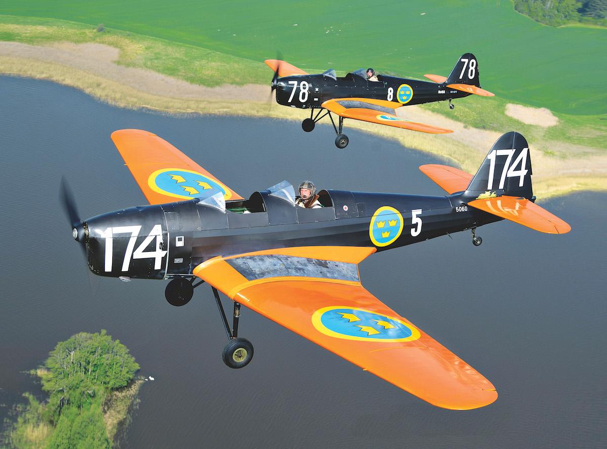 Flugzeug-Porträt: Klemm Kl 35 als Sk.15A