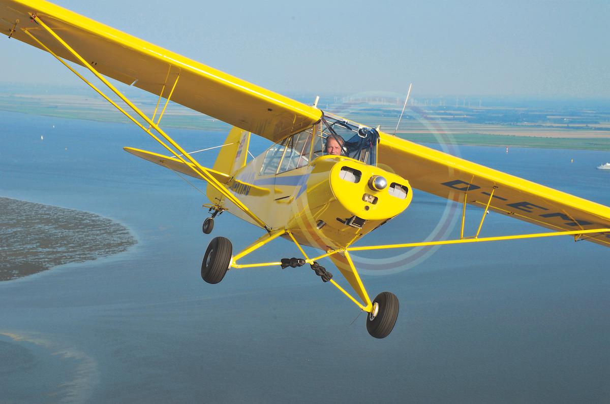 Klassiker-Porträt: Piper PA-19 Super Cub