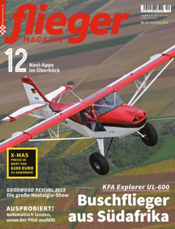 KFA Explorer UL-600: Buschflieger aus Südafrika