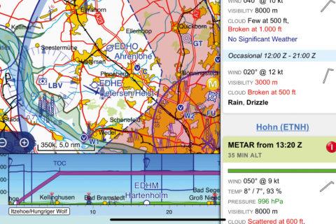 Die Navigations-App SkyDemon und ihre Macher