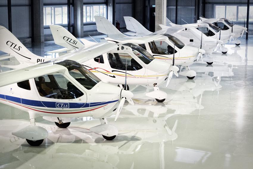 CT von Flight Design: bald auch in Deutschland mit 600 Kilo MTOM
