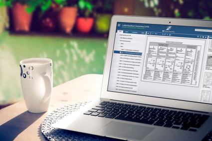 Komfortabel: AIP VFR jetzt auch als Online-Version