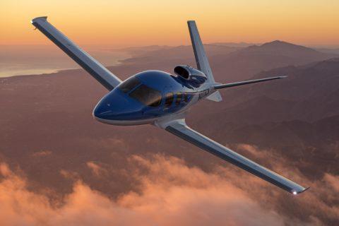 Die Generation 2 des Cirrus Vision Jet