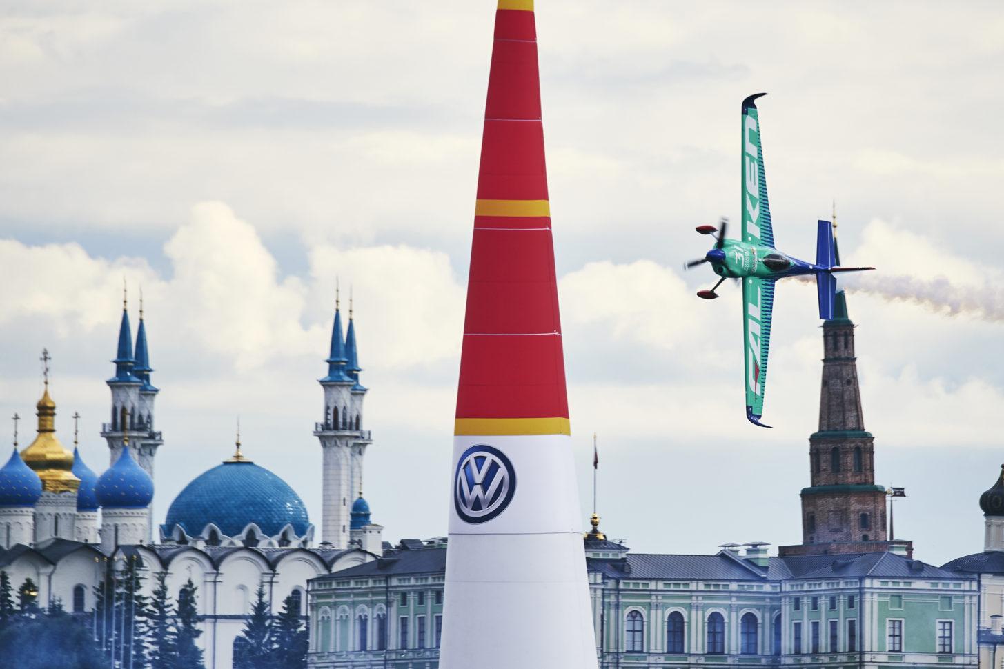 Sieger in Kazan: Yoshihide Muroya