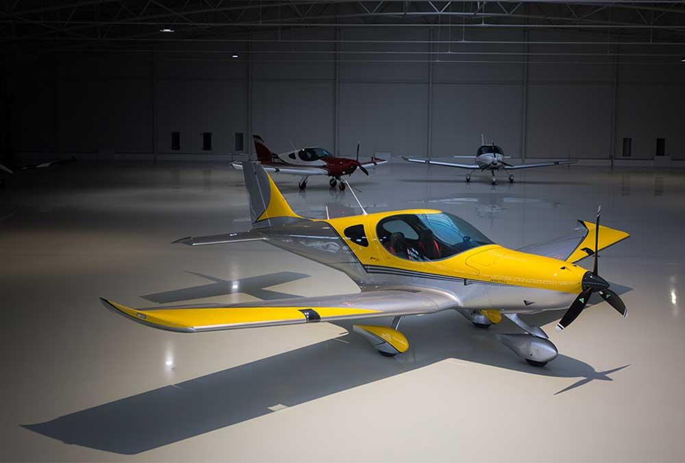 Die Bristell B23 ist der neue Tiefdecker von BRM Aero