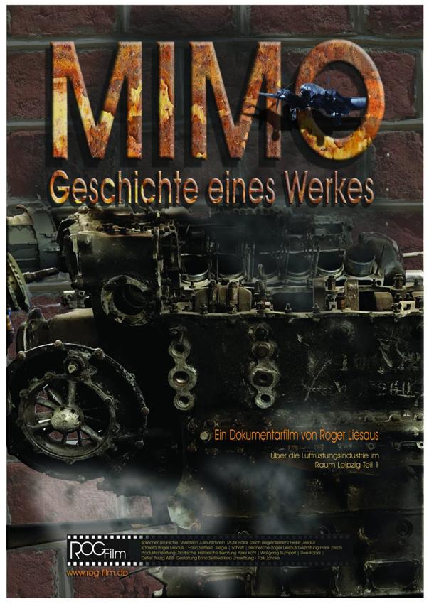 Neue Doku: Geschichte der MIMO GmbH als DVD