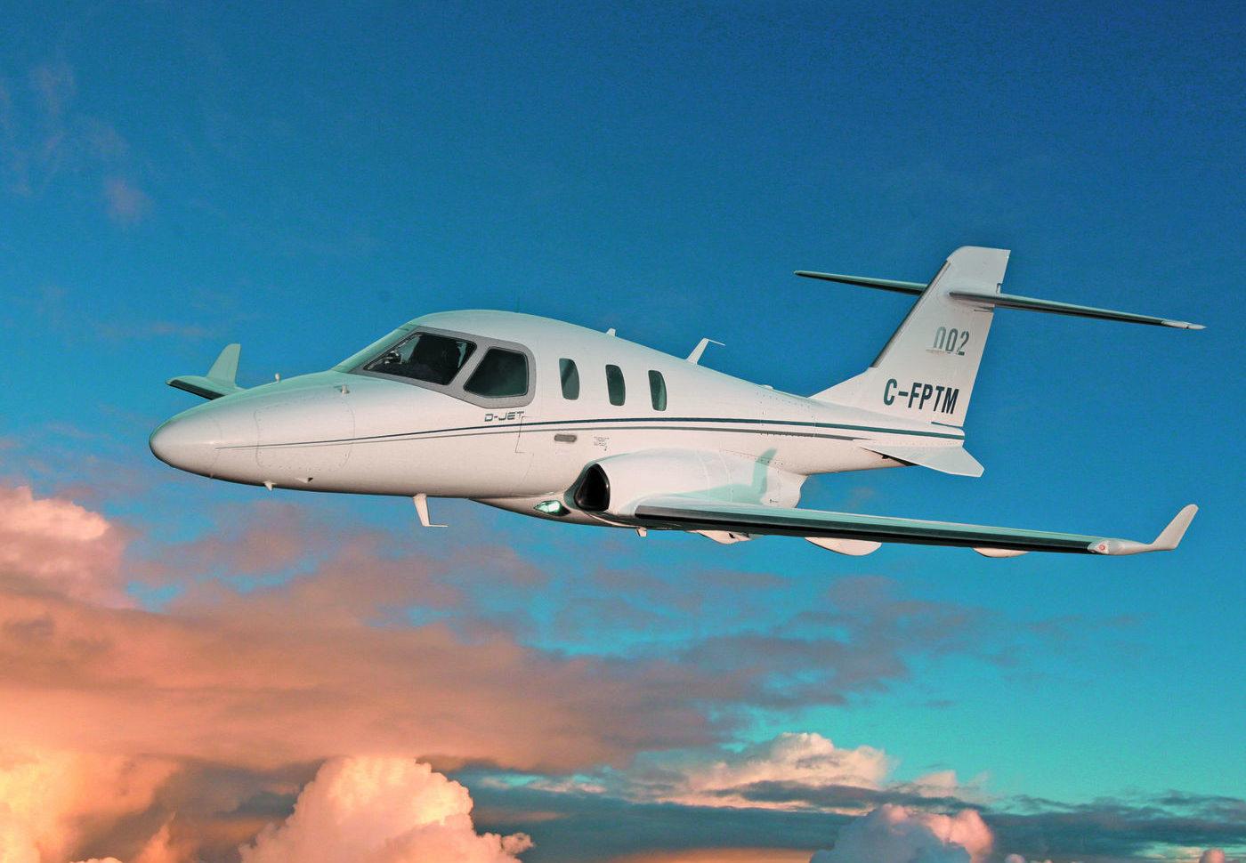Neuer Schub: Diamonds D-Jet fliegt wieder