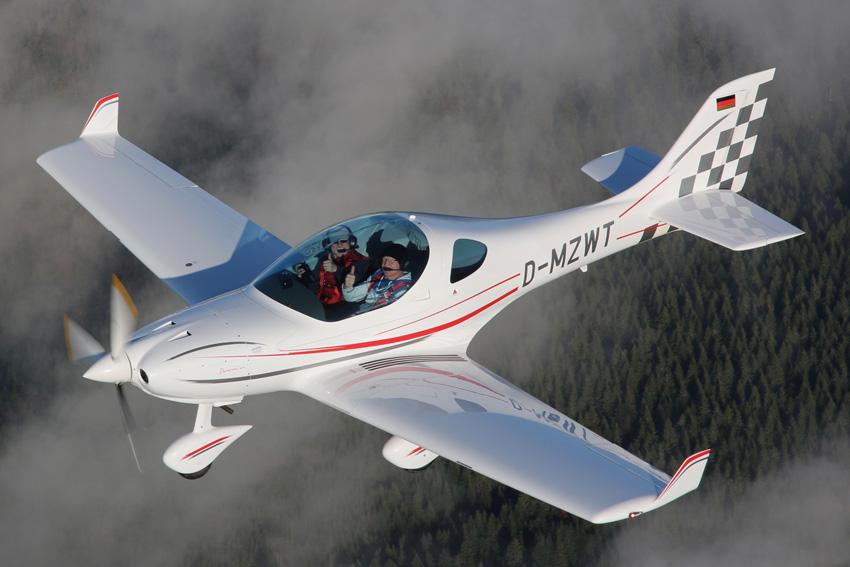 Bahn frei: Die Dynamic WT 9 von Aerospool ist jetzt auch als 600-Kilo-UL erhältlich