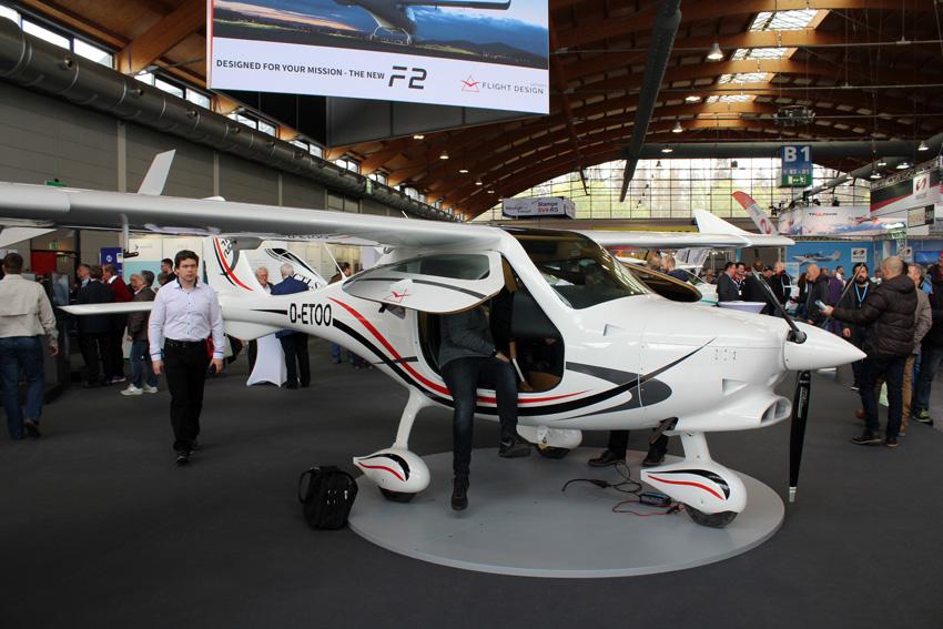 Neuvorstellung: Flight Design F2