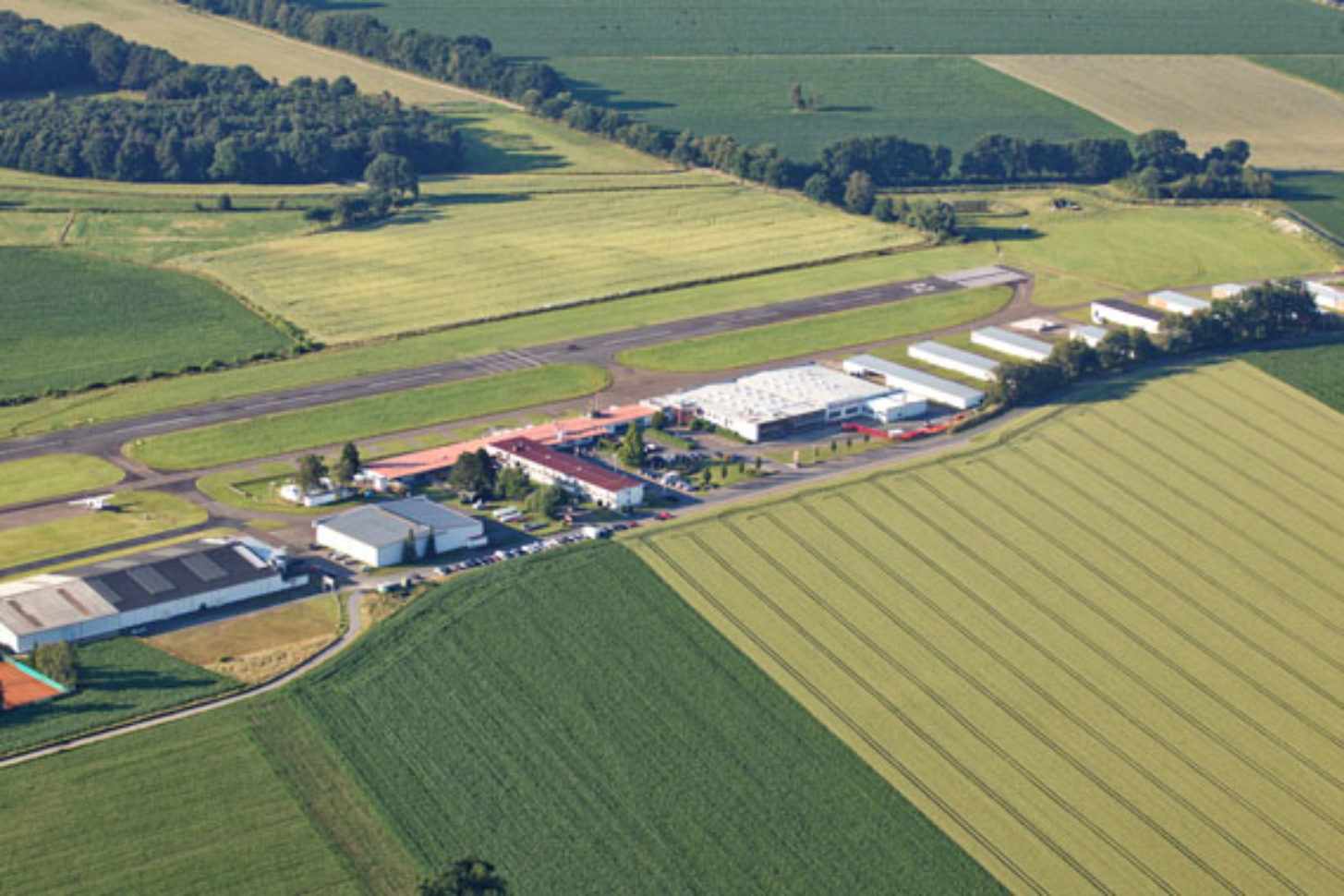 Treffpunkt in Norddeutschland: Ganderkesee-Atlas Airfield (EDWQ)