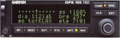 Garmin GPS 155 TSO