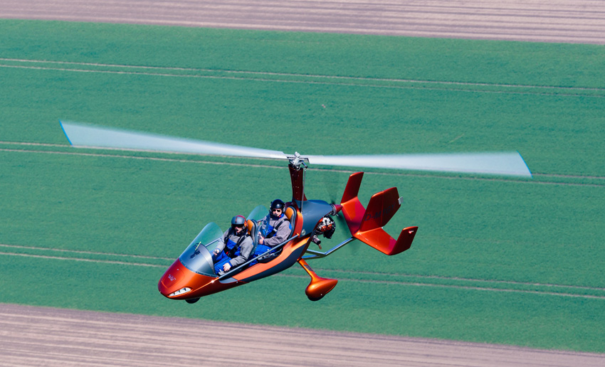 Modellgepflegt: In das aktuelle Modell sind zahlreiche Ideen und Anregungen der Piloten eingeflossen
