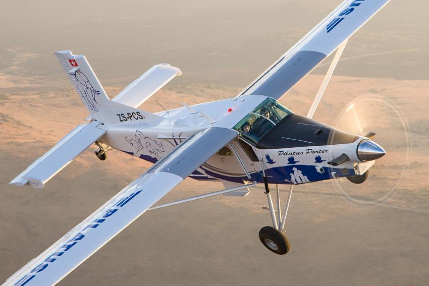 Robust und vielseitig: Pilatus PC-6
