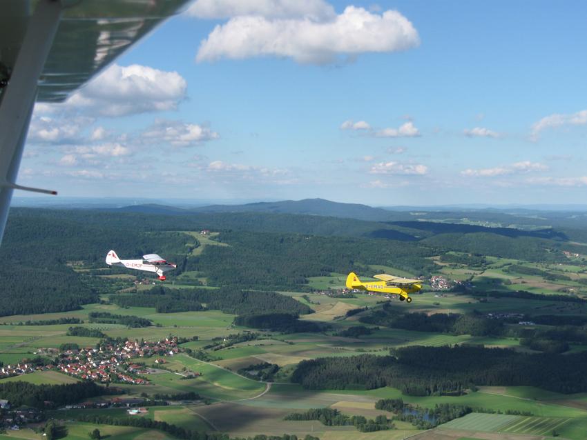Von den Bergen in die Ebene: Das nächste Pipertreffen findet am Nord-Ostseekanal statt