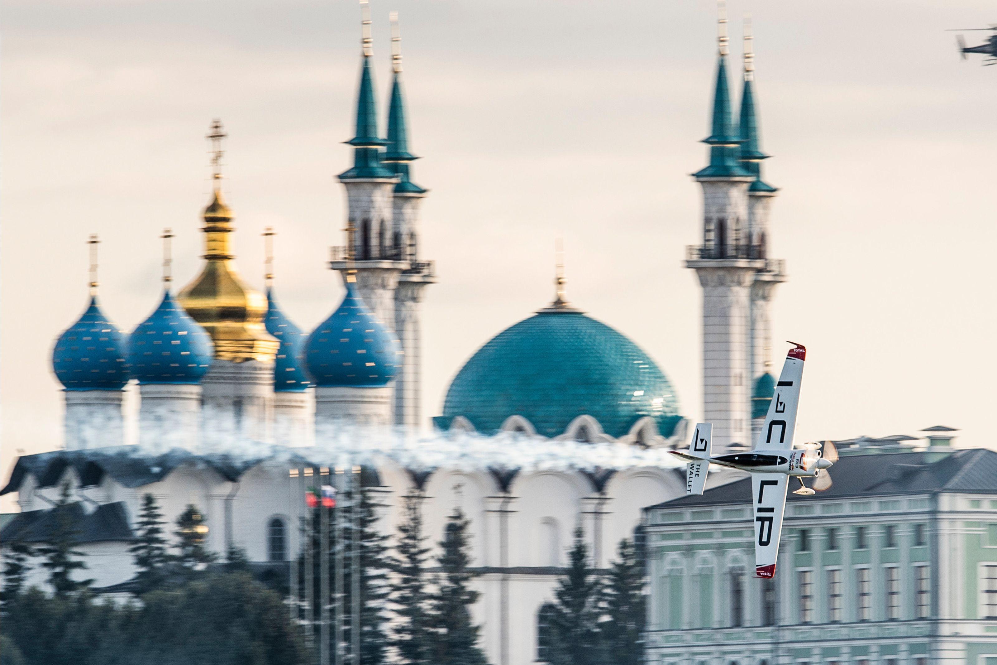 Das Rennen im russischen Kazan