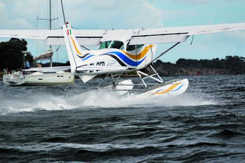 Wasserflug-Rating bei Baltic-Seaplane