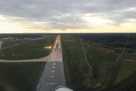 UL-Ausbildung am Verkehrsflughafen