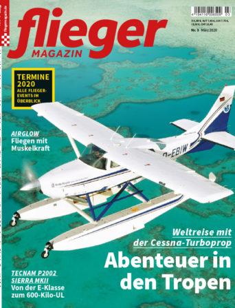Weltreise mit der Cessna-Turboprop: Abenteuer in den Tropen