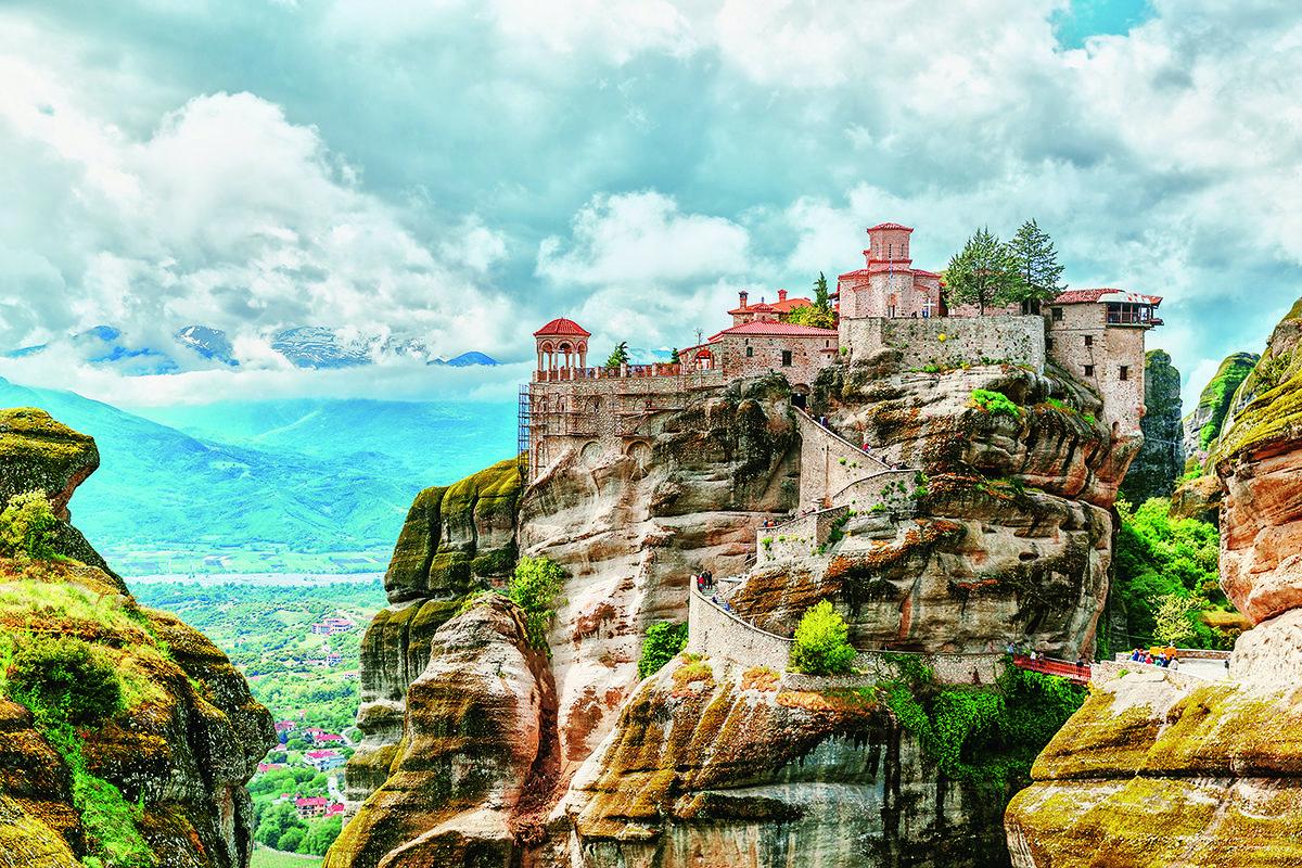 fliegermagazin Leserreise: Der Zauber Griechenlands